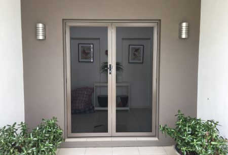 double entry secureview security doors in buderim