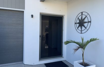 entry secureview security door in peregian springs