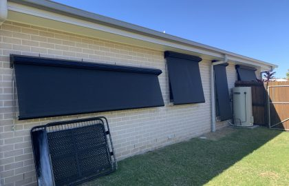 outdoor sun blinds in beerwah
