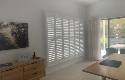 plantation shutters in Bli Bli