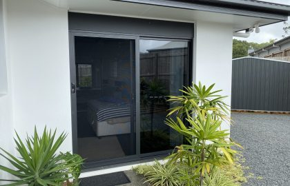 sliding secureview security door in Cooroy
